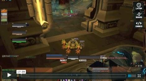 World of Warcraft (Halle des Stein) Moonkin on Vimeo