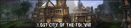 Lost City of the Tol vir