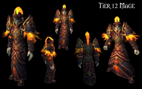 T12 Mage Gear