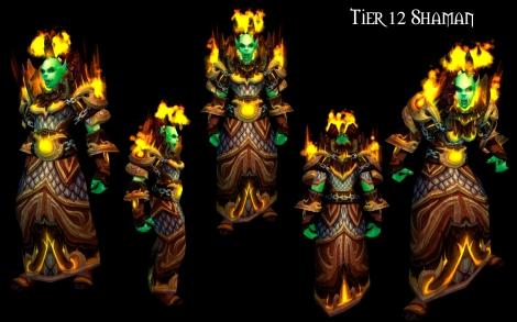 T12 Set Schamane