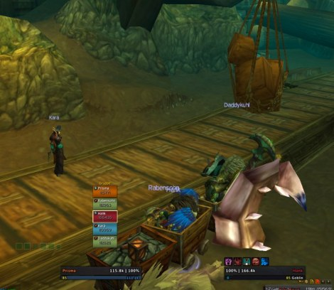 World of Warcraft Patchnotes 4.1