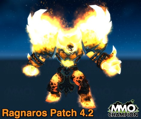 ragnaros Patch 4.2