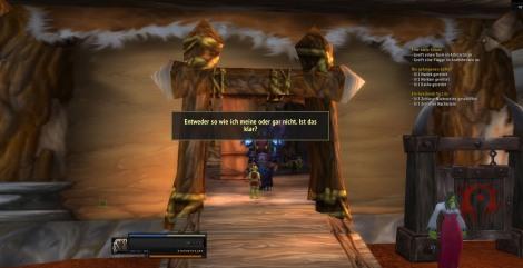 World of Warcraft Kinderwoche 2011