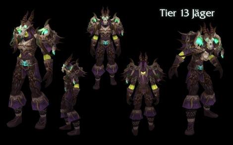Jäger T13 Set