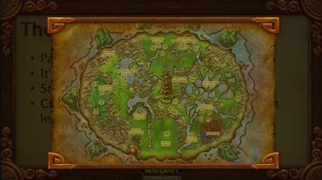pandaria world of warcraft