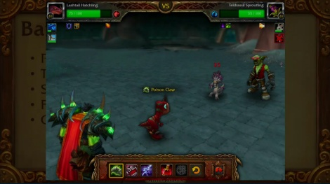 Pest Kampf in World of Warcraft