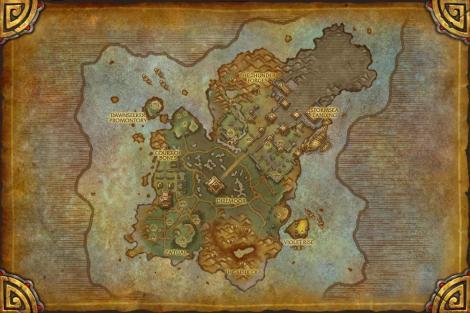 insel des donnerkönigs map