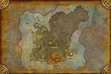 insel des donnerkönigs szenario map